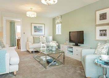 "Thumbnail 4 bedroom detached house for sale in ""Cambridge"" at Beauchamp Avenue, Midsomer Norton, Radstock"
