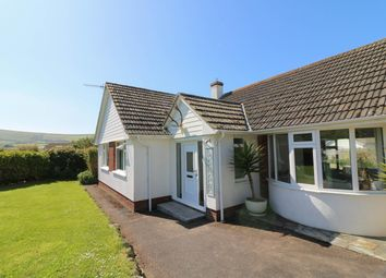 Thumbnail 4 bed detached house for sale in Moor Park Close, Croyde, Braunton