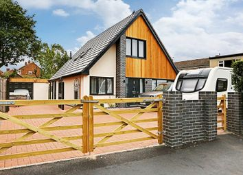 Thumbnail 4 bed detached house for sale in Abbey Road, Ulceby