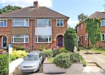 Thumbnail 3 bed semi-detached house for sale in Langley Crescent, St.Albans