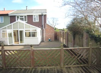 Thumbnail 3 bed semi-detached house to rent in Falmouth Road, Paulsgrove