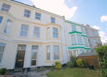 Thumbnail 6 bedroom terraced house for sale in Keppel Place, Stoke, Plymouth