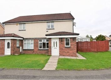 Thumbnail 2 bed semi-detached house for sale in Culloden Avenue, Bellshill
