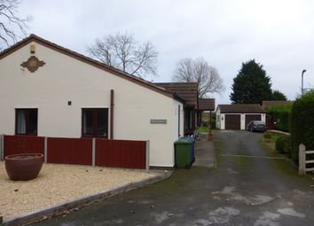 Thumbnail 4 bed detached bungalow for sale in Main Street, Torksey, Lincoln