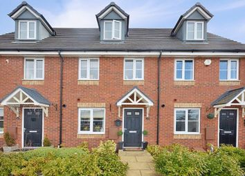 Thumbnail 3 bed town house for sale in 7 Bullhurst Close, Stoke-On-Trent
