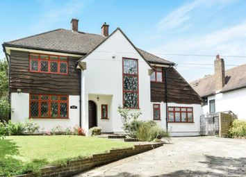 Thumbnail 3 bed detached house for sale in Crab Hill, Beckenham