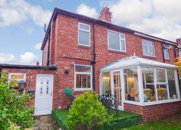 Thumbnail 3 bed semi-detached house for sale in Hirst Villas, Bedlington