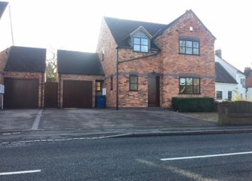 Thumbnail 3 bed detached house to rent in A Pinfold Hill, Shenstone, Lichfield, Staffordshire