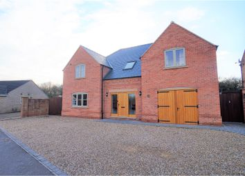 Thumbnail 4 bed detached house for sale in Ashfield Grange, Saxilby