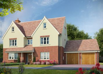 Thumbnail 5 bed semi-detached house for sale in Hartley Row Park, Fleet Road, Hartley Wintney, Hampshire