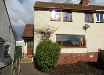 Thumbnail 3 bed semi-detached house to rent in Grange Avenue, Street