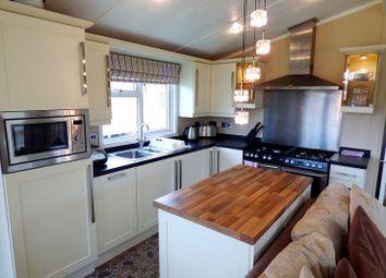 Thumbnail 2 bed lodge for sale in Manor Lodge, 35 Gressingham, South Lakeland Leisure Village, Borwick Road, Carnforth