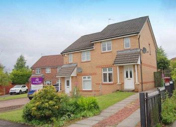 Thumbnail 2 bed semi-detached house for sale in Macfarlane Crescent, Cambuslang, Glasgow