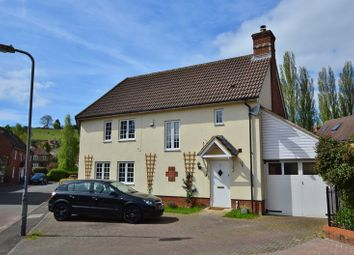 Thumbnail 3 bed semi-detached house for sale in Patterson Court, Wooburn Green, High Wycombe