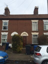 Thumbnail 2 bedroom terraced house to rent in Silver Street, Norwich