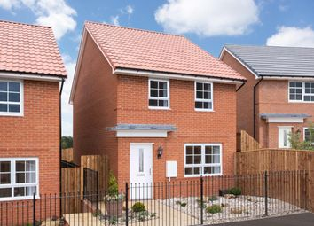 "Thumbnail 3 bed detached house for sale in ""Maidstone"" at Poplar Way, Catcliffe, Rotherham"