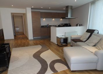 Thumbnail 2 bed flat to rent in Admiralty Tower, Portsmouth