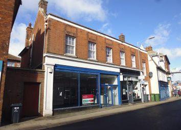 Thumbnail Retail premises to let in 8 High Street, Dereham, Norfolk
