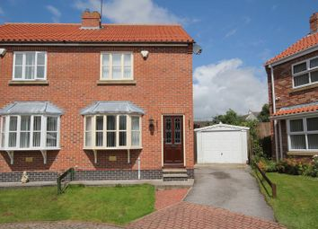 Thumbnail 2 bed semi-detached house to rent in Village Farm Road, Preston, Hull