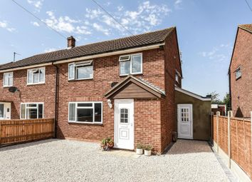 Thumbnail 3 bed semi-detached house for sale in Wallingford, Oxfordshire