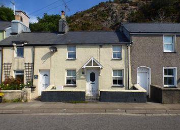 Thumbnail 2 bed terraced house for sale in Abererch Road, Pwllheli, Gwynedd