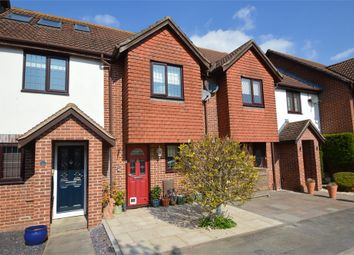 Thumbnail 2 bed terraced house for sale in Armstrong Close, Walton-On-Thames, Surrey