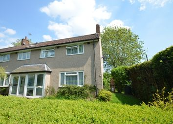 Thumbnail 3 bed end terrace house for sale in Hatch Gardens, Tadworth