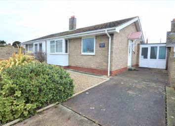 Thumbnail 3 bed semi-detached bungalow for sale in Longstone Close, Beadnell, Chathill