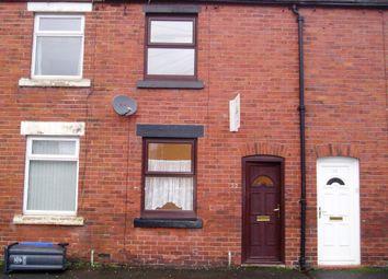 Thumbnail 2 bedroom terraced house to rent in Nunn Street, Leek