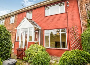 Thumbnail 2 bed terraced house to rent in Shakespeare Road, Neston
