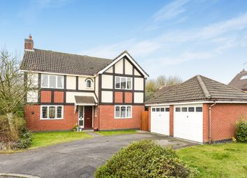 Thumbnail 4 bed detached house for sale in The Cornfields, Hatch Warren, Basingstoke