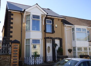 Thumbnail Semi-detached house for sale in Albany Road, Pontycymer, Bridgend