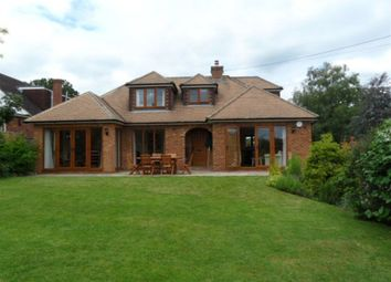 Thumbnail 4 bed detached house to rent in The Street, Plaxtol, Sevenoaks