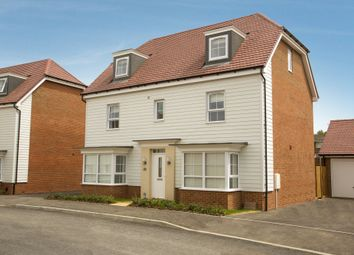"Thumbnail 5 bed detached house for sale in ""Stratford"" at London Road, Allington, Maidstone"