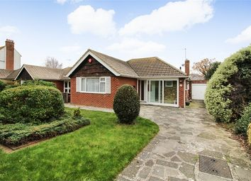 Thumbnail 2 bed detached bungalow for sale in Kingsgate Avenue, Broadstairs