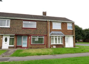Thumbnail 2 bed terraced house to rent in Grampian Way, Chilton, Ferryhill