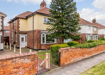 Thumbnail 3 bed semi-detached house for sale in Station Road, Hull, East Riding Of Yorkshire