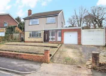 Thumbnail 4 bed detached house for sale in Ridgeway Road, Rumney, Cardiff