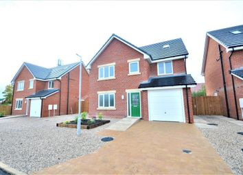 Thumbnail 5 bed detached house for sale in Plot 6, The Burtons, Lytham Road, Warton, Preston, Lancashire