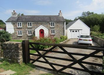 Thumbnail 4 bed farmhouse for sale in Cwmgiedd, Ystradgynlais, Swansea.