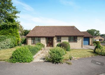 Thumbnail 3 bed detached bungalow for sale in Redwing Road, Milborne Port, Sherborne