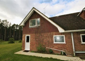 Thumbnail 1 bed flat to rent in Lowicks Road, Rushmoor, Farnham