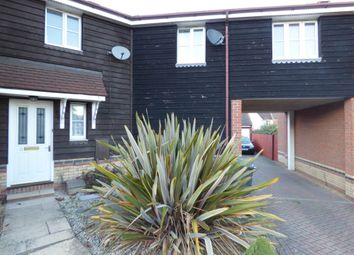 Thumbnail 2 bedroom terraced house to rent in Fritillary Close, Ipswich, Suffolk