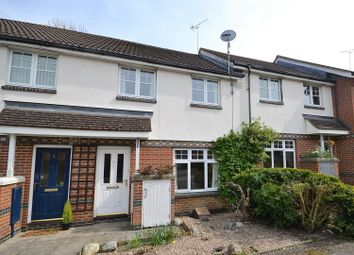 Thumbnail 3 bed terraced house for sale in Sims Close, Bramley, Tadley