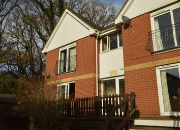 Thumbnail 1 bed flat for sale in Creek Gardens, Wootton Bridge, Ryde