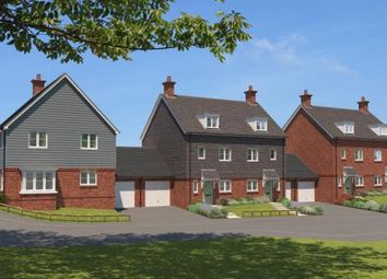 Thumbnail 4 bed detached house for sale in Oakline, Heathfield, East Sussex