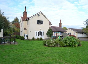 Thumbnail 3 bed detached house for sale in Watling Street, Muckley Corner, Lichfield