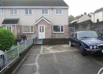 Thumbnail 3 bedroom property to rent in Bath Avenue, Morriston, Swansea.