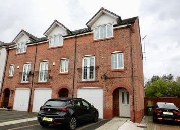 Thumbnail 3 bed end terrace house for sale in Patterson Hill Close, Workington, Cumbria