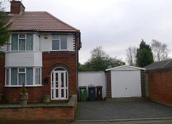 Thumbnail 3 bed property to rent in Hatton Crescent, Wednesfield, Wolverhampton